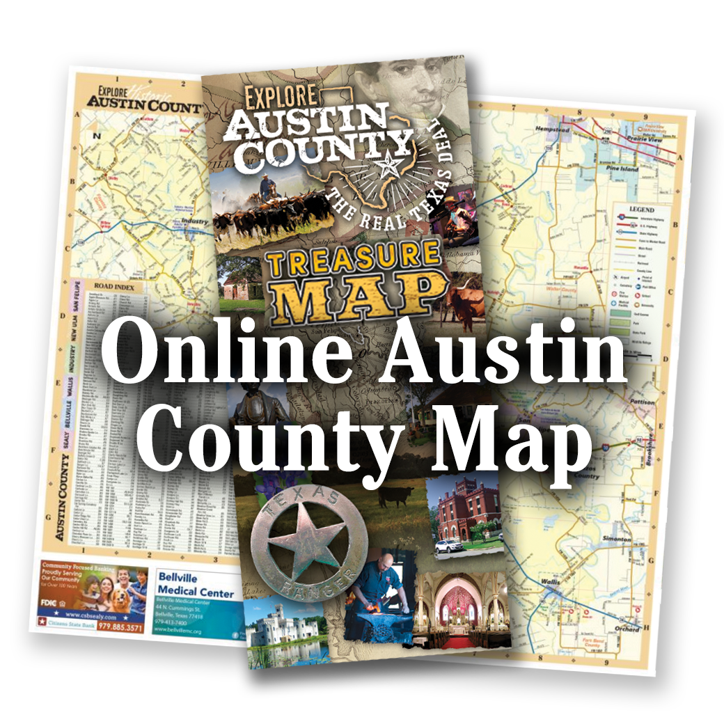 Online Austin County Map