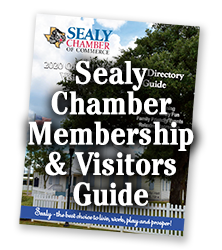 Sealy Chamber Membership Visitors Guide