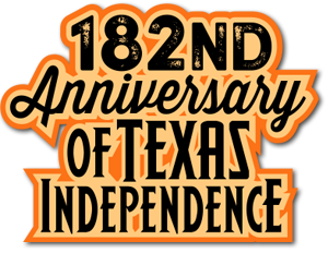 Anniversary of Texas Independence