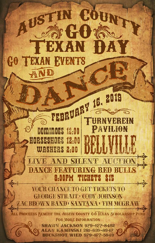 Go Texan Dance