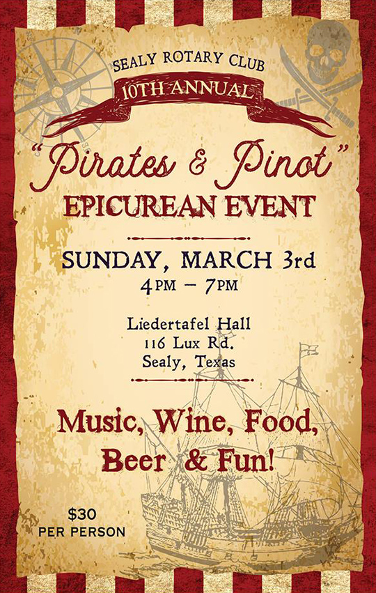 Sealy Epicurean Event