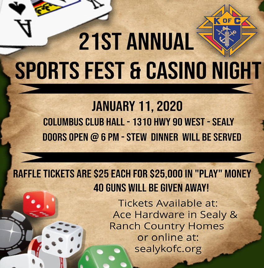 KC Sports Fest & Casino Night 2020