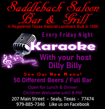 Saddleback Saloon