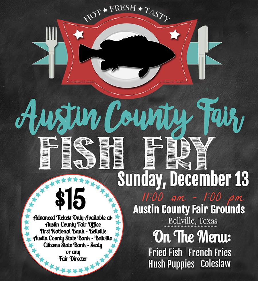 Austin County Fair Fish Fry