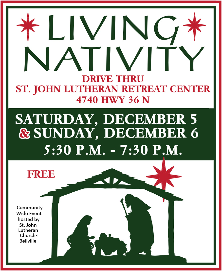 Living Nativity in Bellville