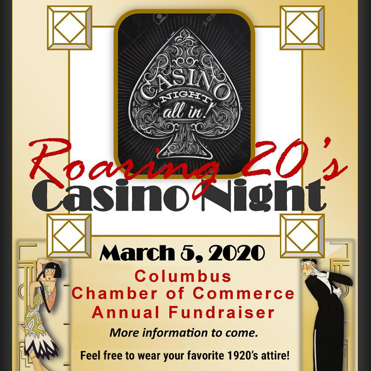 Columbus Chamber Casino Night