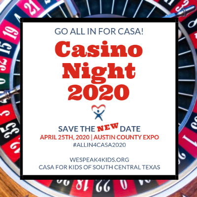 CASA Casino Night