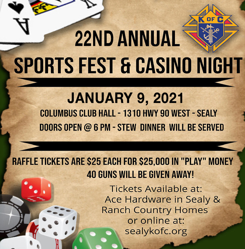 Sealy KC Sports Fest & Casino Night