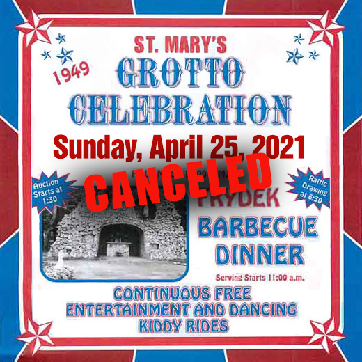 Frydek Grotto Celebration 2020