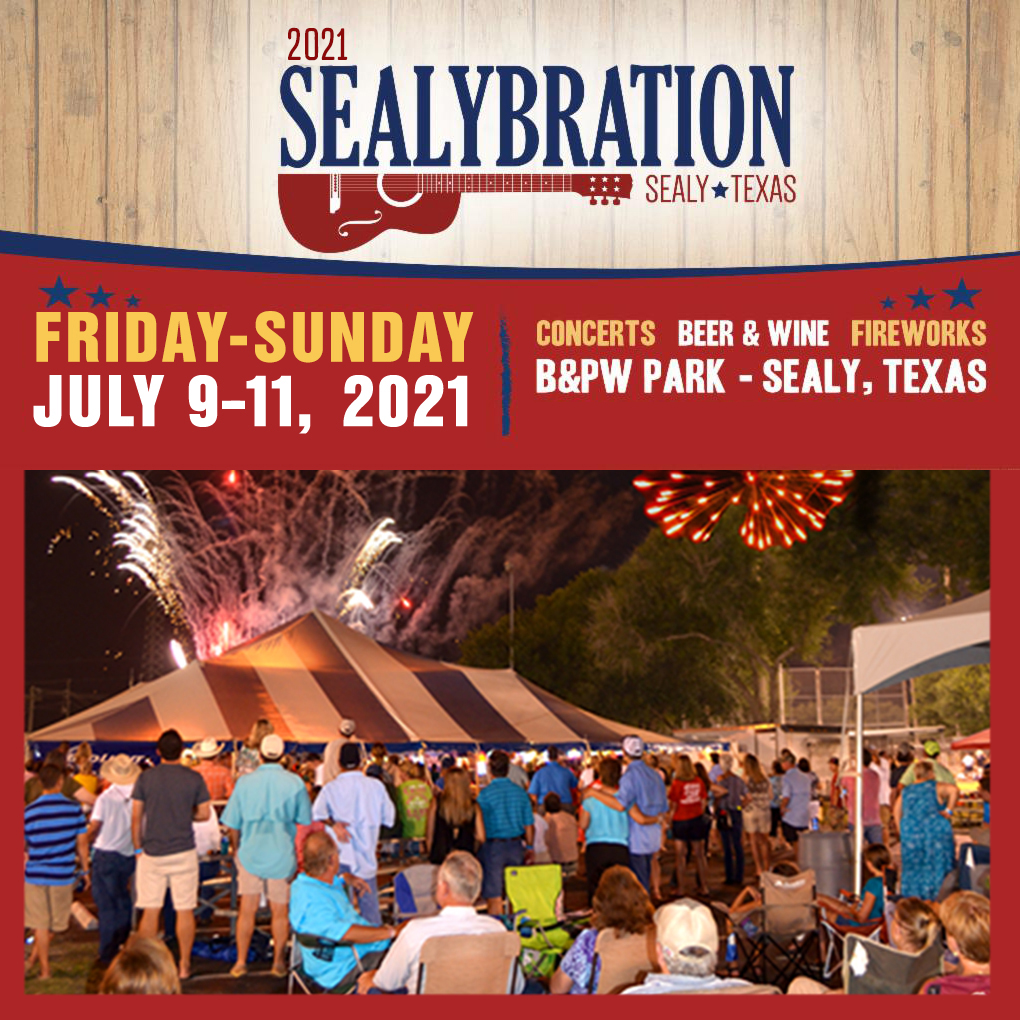 Sealybration July 9-11, 2021
