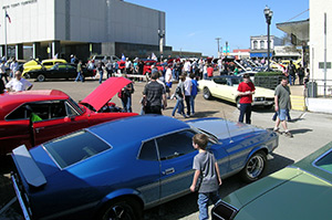 Austin County Cruisers Classic Car Stampede March 14, 2020
