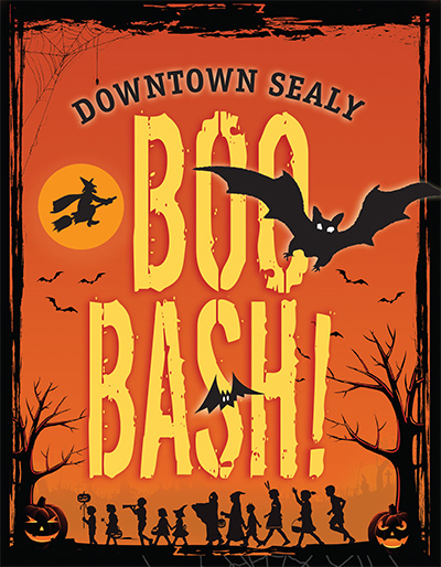 Boo Bash Sealy Texas