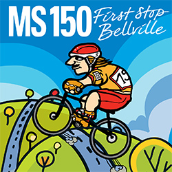MS150 Bike Ride