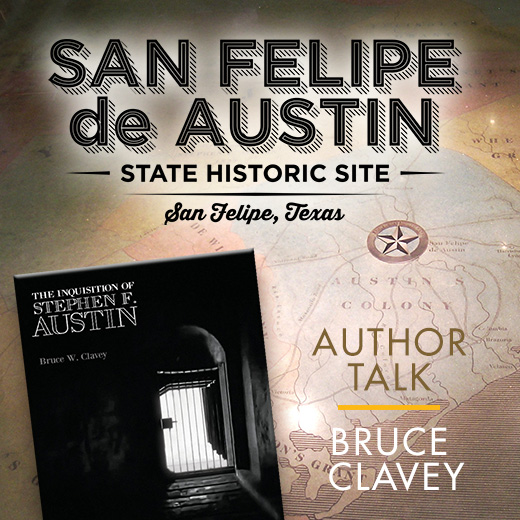 SFA Author Talk Bruce Clavey