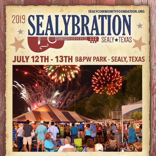 SealyBration 2019 temp