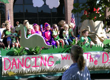 Austin County Fair Parade